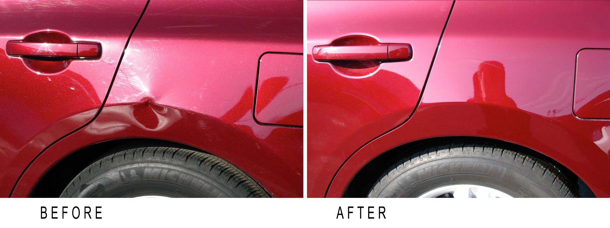 Paintless Dent removal, paintless dent repair,
