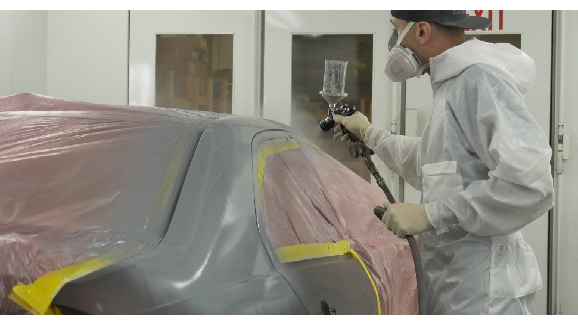 Auto Painting in Rochester, auto body repair,